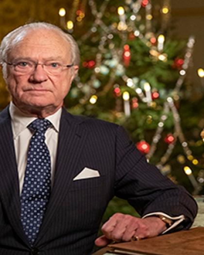في خطاب عيد الميلاد.. ملك السويد: 2020 عاما ضائعا والنور سيعود مجددا