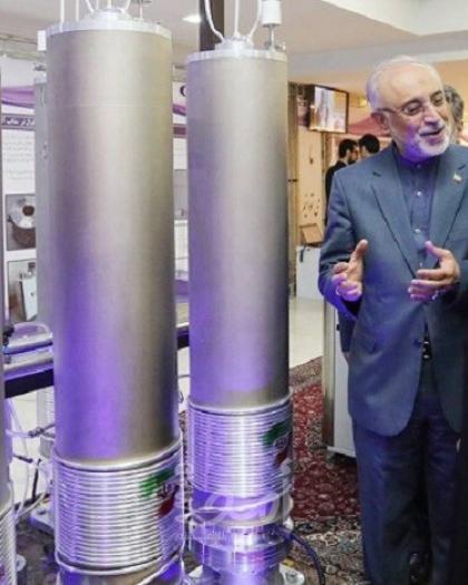 """الاتحاد الأوروبي """"قلق"""" بشأن زيادة إيران تخصيب اليورانيوم"""