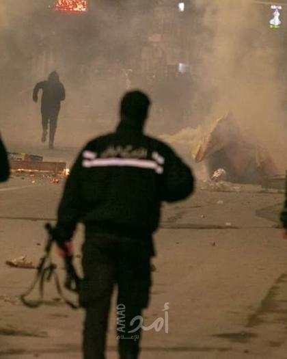 احتجاجات واعتقالات في تونس والمشيشي يعتبرها غير سلمية