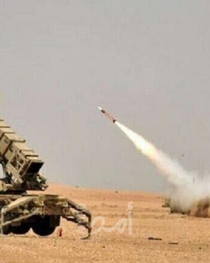 التحالف يعلن تدمير صاروخ باليستي وطائرة مسيرة أطلقهما الحوثيون صوب السعودية
