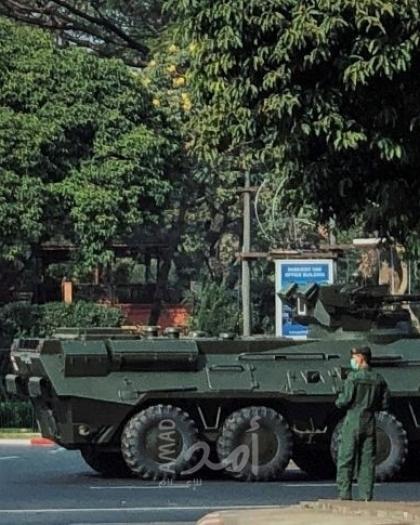 """التظاهرات في """"ميانمار"""" مستمرة رغم تحذيرات الجيش"""