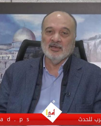 الملتقى الوطني الديمقراطي ينفي إدلاء د. القدوة بأي تصريحات لوسائل الإعلام