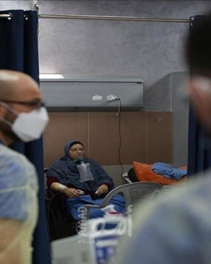 """الصحة الفلسطينية: تسجيل حالتي وفاة 183 إصابة جديدة بفيروس """"كورونا"""""""