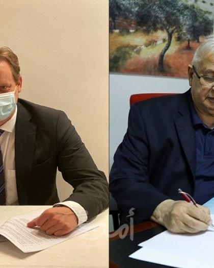 لجنة الانتخابات وحكومة النرويج توقعان اتفاقية منحة لدعمها في العملية الانتخابية