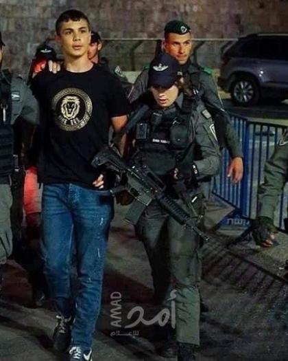 مركز فلسطين: اعتقال 420 مواطنًا نصفهم من مدينة القدس خلال شهر أبريل