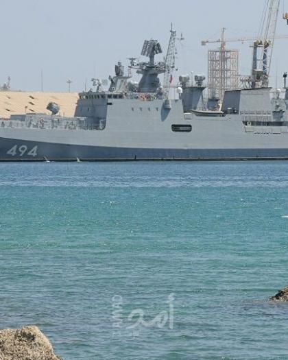 البحرية الأمريكية تعلن عن توجه إحدى سفنها العسكرية إلى البحر الأسود