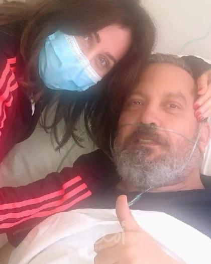 """مصاباً بـ""""كورونا"""".. الإعلامي زاهي وهبي: """"الحمدلله بدأت أتماثل الشفاء"""""""