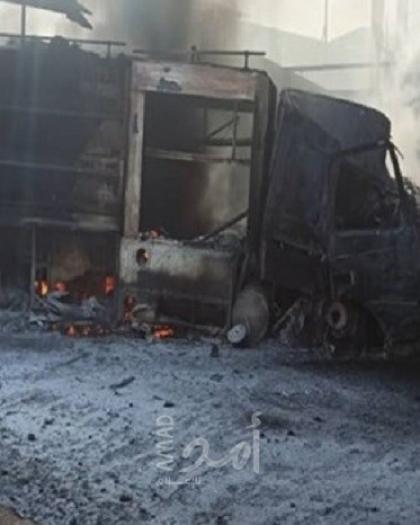 قتلى وجرحى باندلاع حريق كبير جنوب طهران