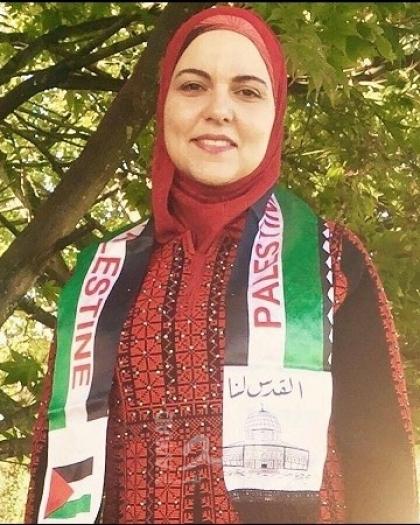 """تعيين الفلسطينية """"فاتن شلباية"""" عضوا في لجنة بلدية مولدن الأميركية"""