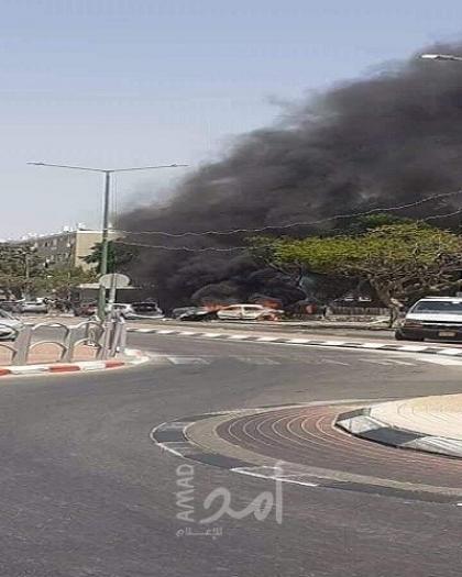 محدث - إعلام عبري: مقتل إسرائيليين وإصابة آخرين جراء سقوط صاروخ في عسقلان - فيديو