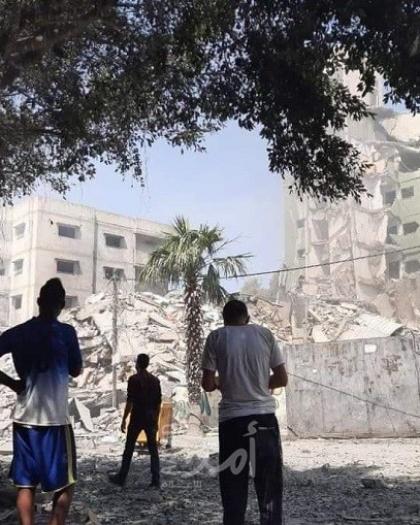 بلدية غزة تصدر بيانًا بخصوص إغلاق مكب النفايات الرئيس في جحر الديك