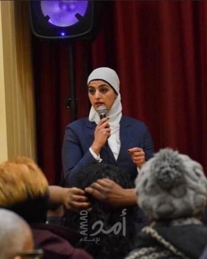 """الفلسطينية """"تهاني عبوشي"""" في سباق الوصول لـمدعي عام """"منهاتن"""" الأمريكية"""