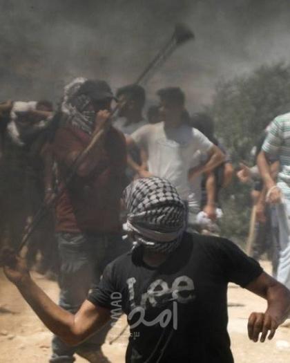 إصابات بالرصاص وبالاختناق خلال مواجهات مع قوات الاحتلال في مختلف مدن الضفة