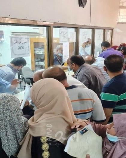 الشؤون المدنية تعلن استقبال أول ملفات لم شمل أسر فلسطينية