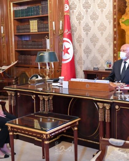 """كأول إمرأة في تاريخ تونس.. الرئيس قيس سعيد يكلف """"نجلاء بودن"""" بتشكيل الحكومة"""