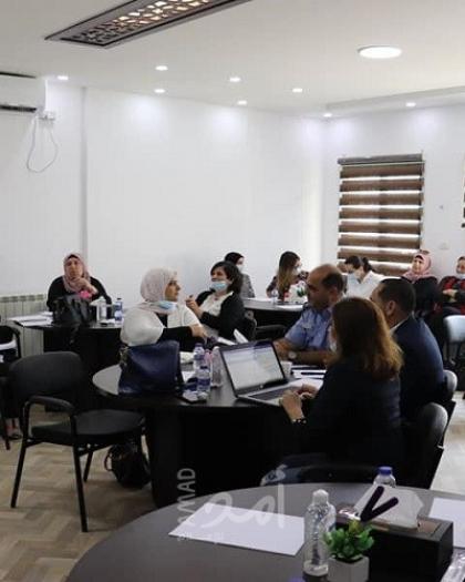 التنمية وجمعية الدفاع عن الأسرة تعقدان ورشة المتابعة اللاحقة للنساء الناجيات من العنف