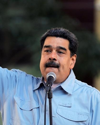 مادورو يكشف عن (10) خطط تحاك في كولومبيا بهدف اغتياله
