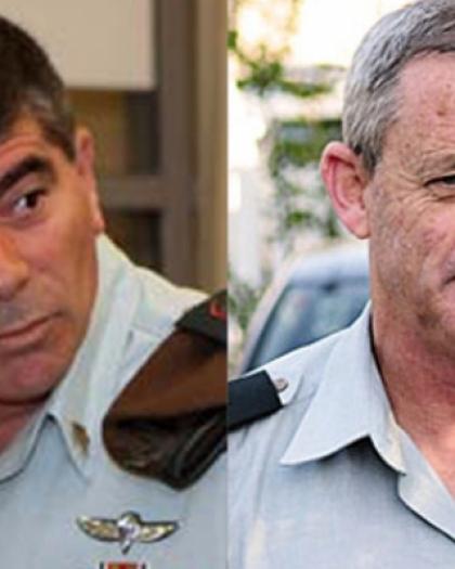 أشنكازي يعلن رسميًا ترك حزب أزرق أبيض الإسرائيلي