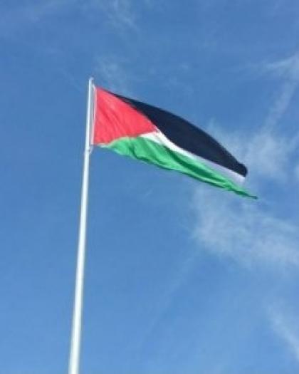 سبسطية: جيش الاحتلال يخطر بإزالة سارية العلم