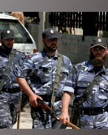 شرطة حماس: اصابتان جراء تعرض المكافحة لإطلاق نار  في أحد المنازل