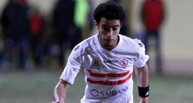 عمر جابر لاعب نادي الزمالك