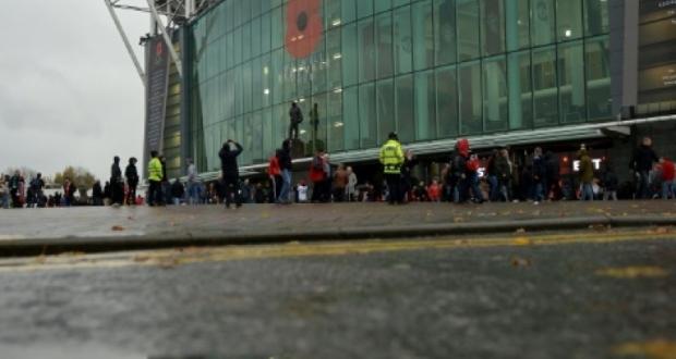 ملعب أولد ترافورد لمانشستر يونايتد