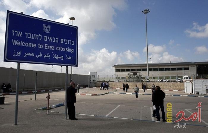 حالة المعابر في قطاع غزة - أمد للإعلام