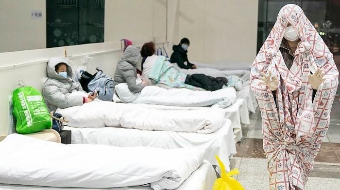 ضهير لـ أمد : تجهيز  غرف فندقية  في معبر رفح لعزل القادمين من الصين - أمد للإعلام