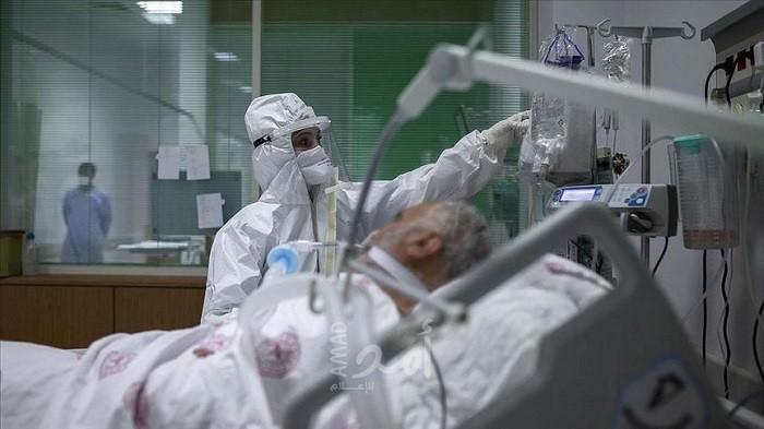 """الصحة الفلسطينية: 5 حالات وفاة و 1391 إصابة جديدة بفيروس """"كورونا"""""""