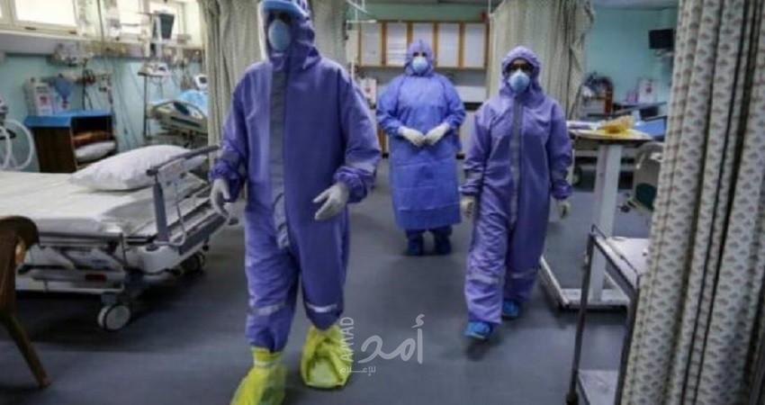 """صحة حماس: تسجيل (795) إصابة جديدة بفيروس """"كورونا"""" في قطاع غزة"""