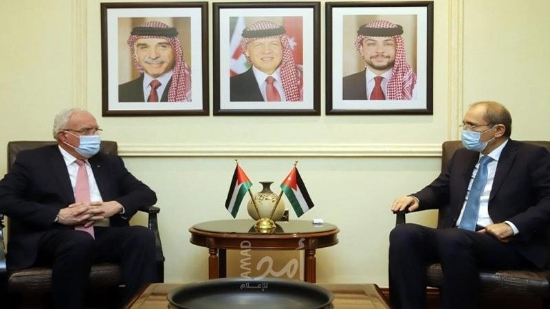 المالكي والصفدي يحذران: الخطوات الاسرائيلية الاحادية في القدس المحتلة تهدد بتفجر الصراع