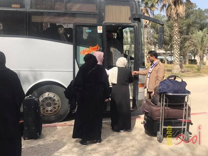 داخلية غزة: معبر رفح سيخصص لعودة المعتمرين فقط الأربعاء - أمد للإعلام