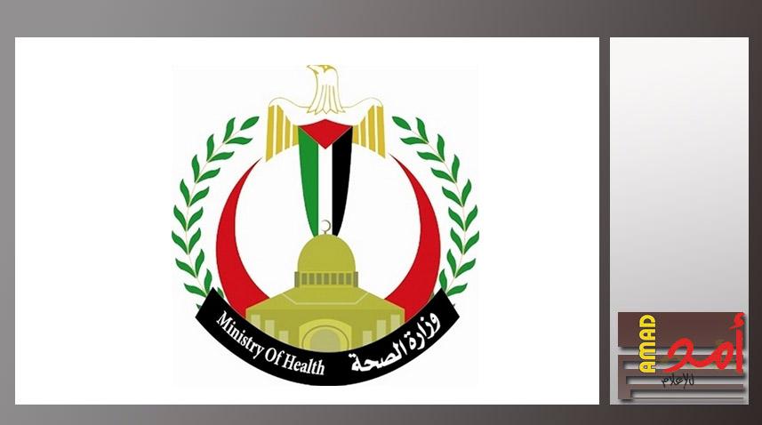 """الصحة الفلسطينية: 5 حالات وفاة و722 إصابة جديدة بـ """"كورونا"""""""